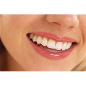 歯の見える笑顔!